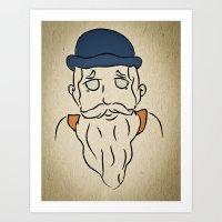 Kringle Art Print