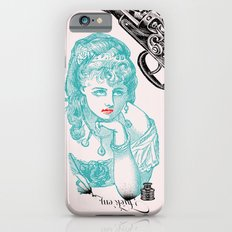 Dainty/Deadly iPhone 6 Slim Case
