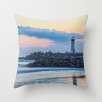 Santa Cruz Throw Pillow