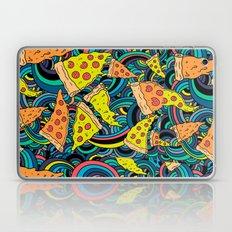 Pizza Meditation Laptop & iPad Skin