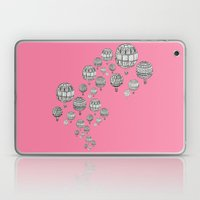 balloons in the pink Laptop & iPad Skin