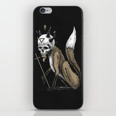 Kitsune Demon Fox iPhone & iPod Skin