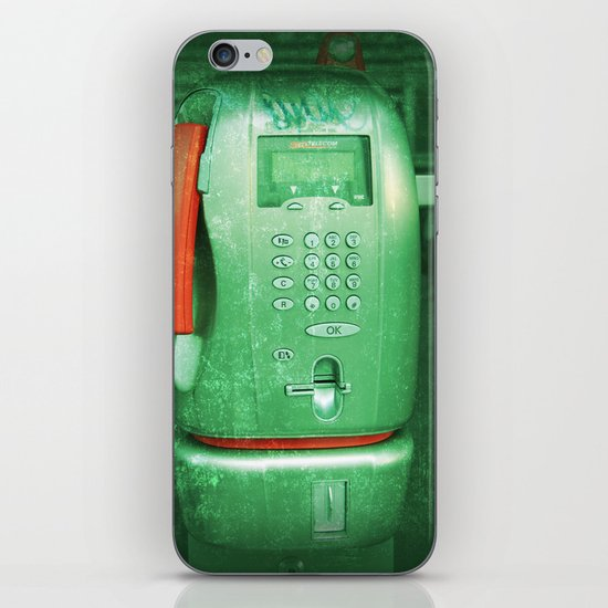 re-public iPhone & iPod Skin