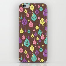Drops and Drops iPhone & iPod Skin