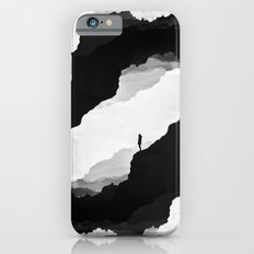 White Isolation iPhone 6s Slim Case