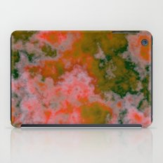 Peach and Green iPad Case