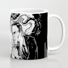 Poe vs. Lovecraft Mug