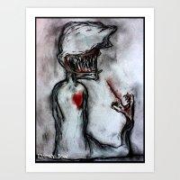 Oddity Art Print