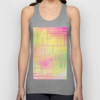 Re-Created  Elements VII… Unisex Tank Top
