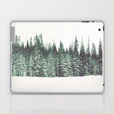 Snow on the Pines Laptop & iPad Skin