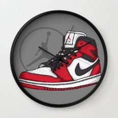 Jordan 1 OG (Chicago) Wall Clock