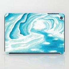 Ice Cavern iPad Case