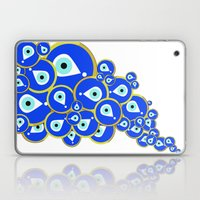 Evil eye Laptop & iPad Skin