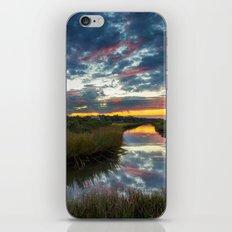 Mississippi Coastal Sunrise iPhone & iPod Skin