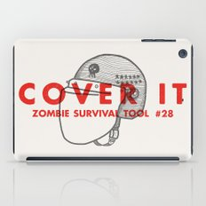 Cover it - Zombie Survival Tools iPad Case