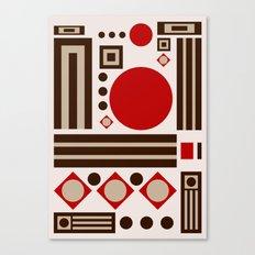 Belgian Chocolate Canvas Print