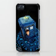 Doctor Who At Arch Of Ti… iPod touch Slim Case