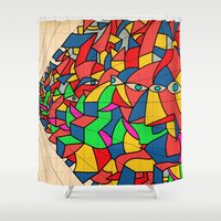 - Calculax - Shower Curtain