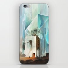 The Crystal-Flesh Hermitage iPhone & iPod Skin
