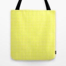 BIG YELLOW DOT Tote Bag