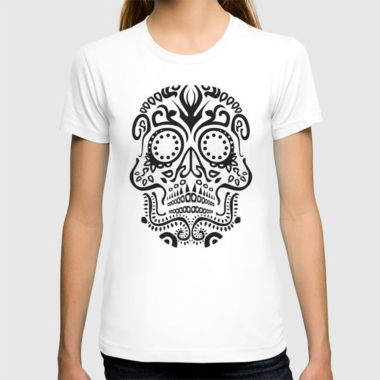 Day of the Dead Skull No.25 T-shirt