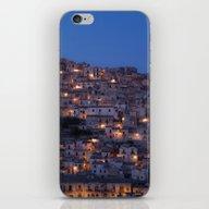Blue Hour iPhone & iPod Skin