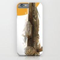 Millennium Falcon iPhone 6 Slim Case