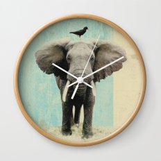 friends for life  Wall Clock