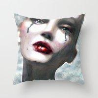 Taïa Throw Pillow