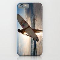 Surfer Girl iPhone 6 Slim Case