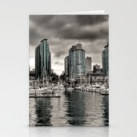 Vancouver Waterfront Stationery Cards