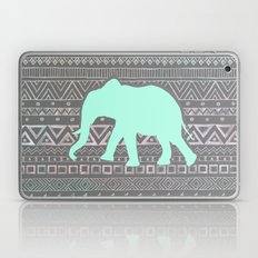 Mint Elephant  Laptop & iPad Skin