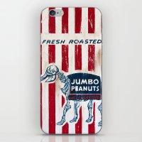 Jumbo Peanuts iPhone & iPod Skin