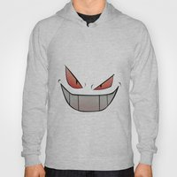 Dark Gengar Pokemon Post… Hoody