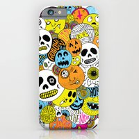 Halloween Print iPhone 6 Slim Case