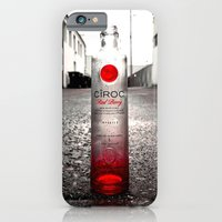 iPhone & iPod Case featuring Alcoholic vision by Vorona Photography