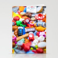 Food Glorious Food Stationery Cards