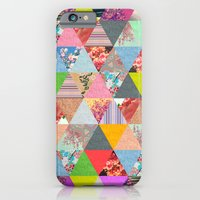 iPhone & iPod Case featuring Lost in ▲ by Bianca Green