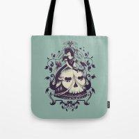Mrs. Death Tote Bag