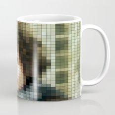 Bob Dylan - Blonde on Blonde - Pixel Mug