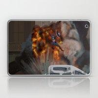BOOM! Captain America  Laptop & iPad Skin