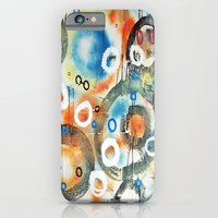 iPhone & iPod Case featuring UNTITLED4 by JANUARY FROST