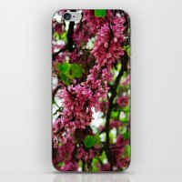 Flowers everywhere iPhone & iPod Skin