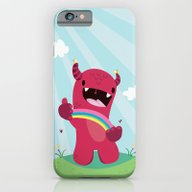 iPhone & iPod Case featuring Nature Monster by Maria Jose Da Luz