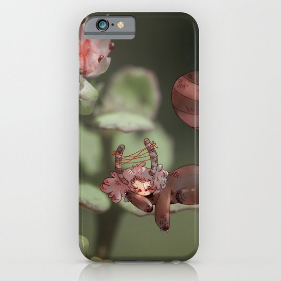 Belladonna iPhone & iPod Case