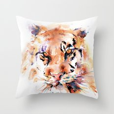 Tiger  Panthera . . .  Throw Pillow