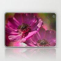 Pink Poppies  Laptop & iPad Skin