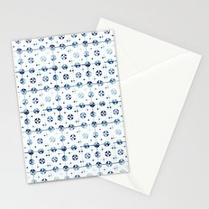 tiles - Portuguese azulejos  Stationery Cards