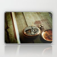 The Conductor's Timepiec… Laptop & iPad Skin
