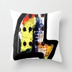 j52o. logo Throw Pillow